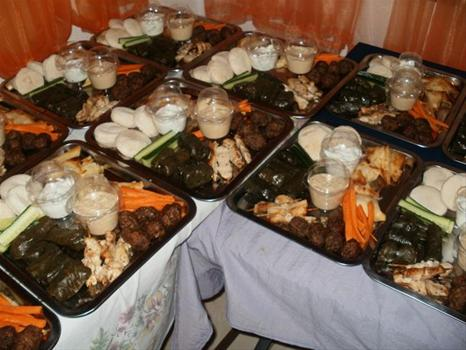 Diamant Events, Greek Caterers Midrand