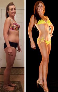Female weight loss Pretoria
