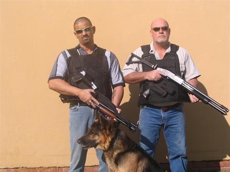Intrepid Security Consulting cc Welkom