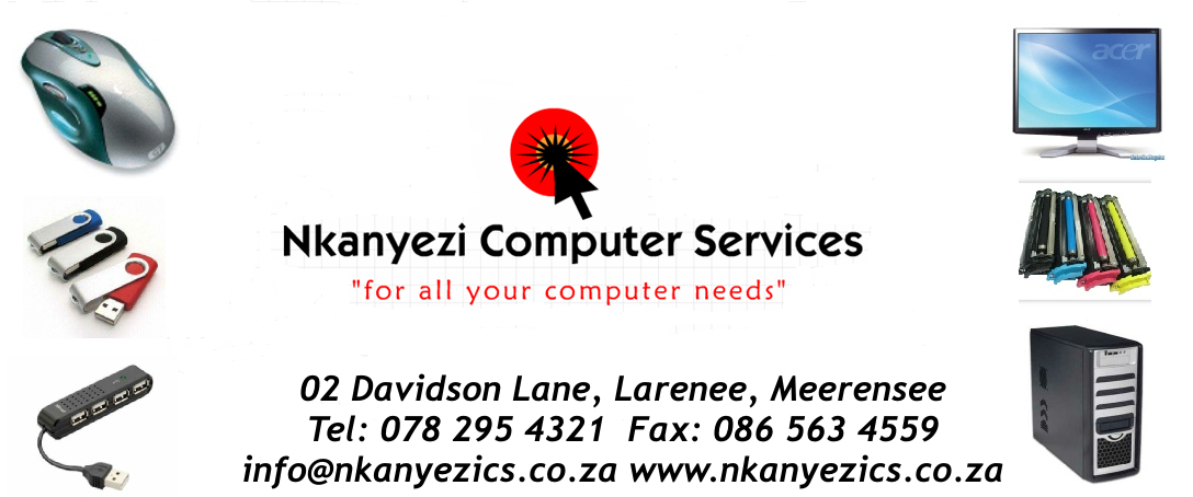Nkanyezi Computer Services Richards Bay