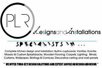 PLR Designs & Installations Pretoria
