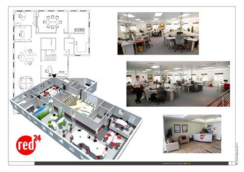 Urban spaces interior design cape town for Interior design space planning questionnaire