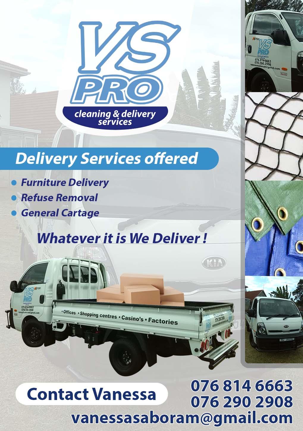 Fotos de Vs Pro Delivery Services